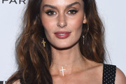 Nicole Trunfio Long Wavy Cut
