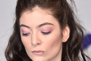 Lorde Half Up Half Down