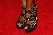Jennifer Johnson Strappy Sandals