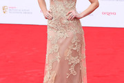 Jenni Falconer Evening Dress