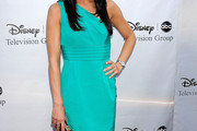 Michelle Borth One Shoulder Dress