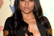 Taraji P. Henson Long Curls
