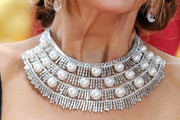 Kathy Ireland Diamond Statement Necklace