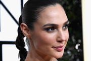 Gal Gadot Long Braided Hairstyle
