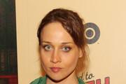 Fiona Apple Loose Bun