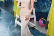 Li Bingbing Cutout Dress