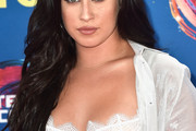 Lauren Jauregui Long Wavy Cut