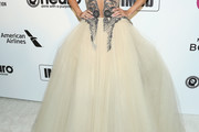 AnnaLynne McCord Princess Gown