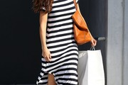 Minka Kelly Maxi Dress