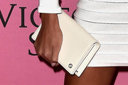 Daniela Braga Leather Clutch