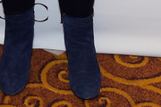 Kathy Najimy Ankle Boots