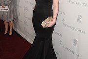 Michelle Trachtenberg Mermaid Gown