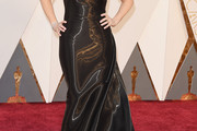 Kate Winslet Strapless Dress