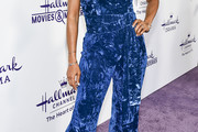 Holly Robinson Peete Jumpsuit