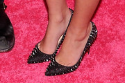 Cassie McConnell Studded Heels