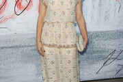Jenna-Louise Coleman Beaded Dress