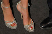 Lauren Bush Strappy Sandals