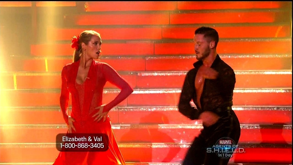 is elizabeth and val from dancing with the stars dating By elizabeth kwiatkowski, 02/13  appears to have confirmed that she is dating dancing with the stars regular val  rachael finch is dating her dancing with the.