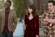 Zooey Deschanel Jake Johnson Photos Photo