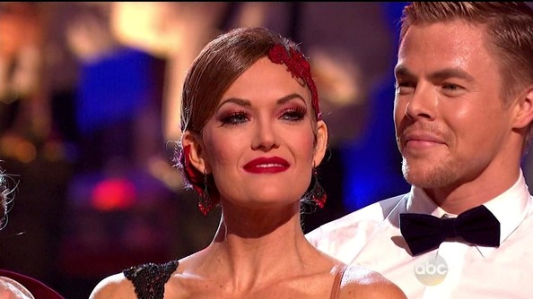 dancing with the stars amy and derek dating