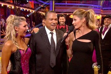 Billy Dee Williams Dancing with the Stars Season 18 Episode 2