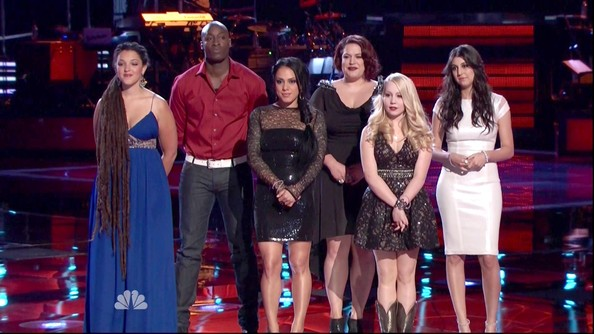 The Voice – Season 2, Episode 11