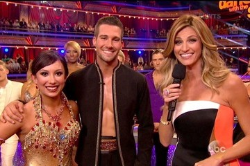 Cheryl Burke Dancing with the Stars Season 18 Episode 4