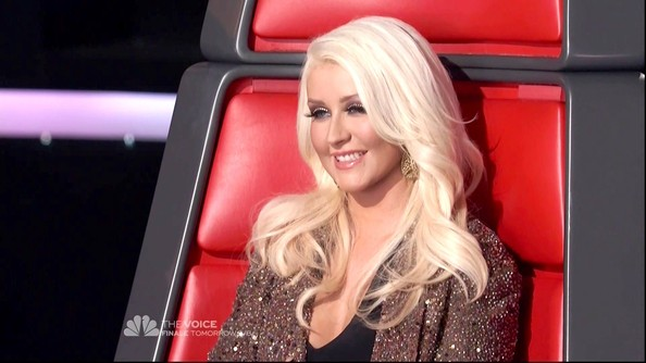 Celeb News: Christina Aguilera Makes The Worst TV ...