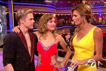 Derek Hough 'Dancing with the Stars' Season 18 Episode 10