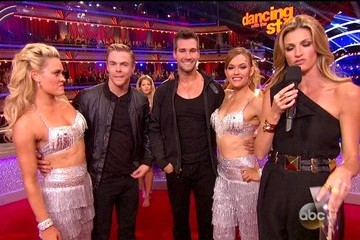 Derek Hough 'Dancing with the Stars Season' 18 Episode 8