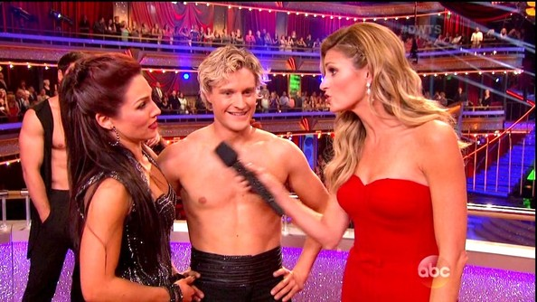 Erin Andrews Dancing with Stars