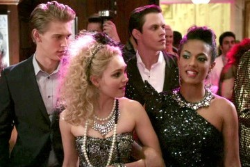 Freema Agyeman The Carrie Diaries Season 1 Episode 12