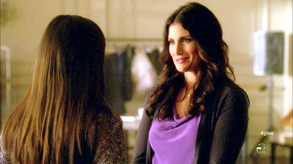 Idina Menzel Photos Photos - Glee Season 4 Episode 19 - Zimbio