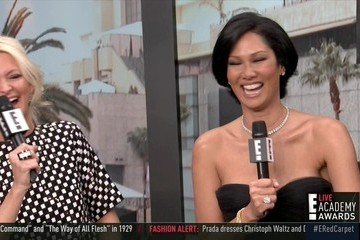 Kimora Lee Simmons 2013 Oscars - 85th Academy Awards Season 1 Episode 1
