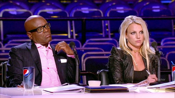 L.A. Reid - X Factor Season 2 Episode 8