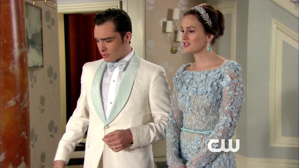 leighton meester and ed westwick photos photos
