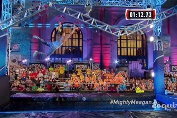 Meagan Martin 'American Ninja Warrior' Season 7 Episode 3