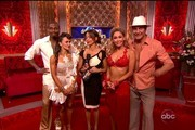 Kym Johnson Brooke Burke Charvet Photos Photo