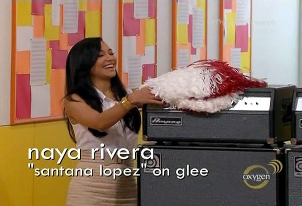 Naya Rivera Photos - The Glee Project Season 2 Episode 4 ...