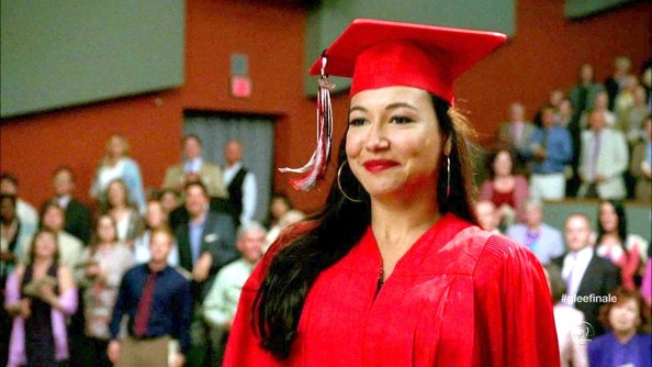 Naya Rivera Photos - Glee Season 3 Episode 22 - 1553 of ...