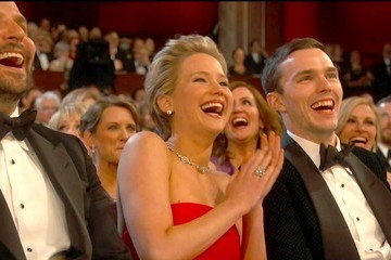 Nicholas Hoult 86th Annual Academy Awards — Part 12