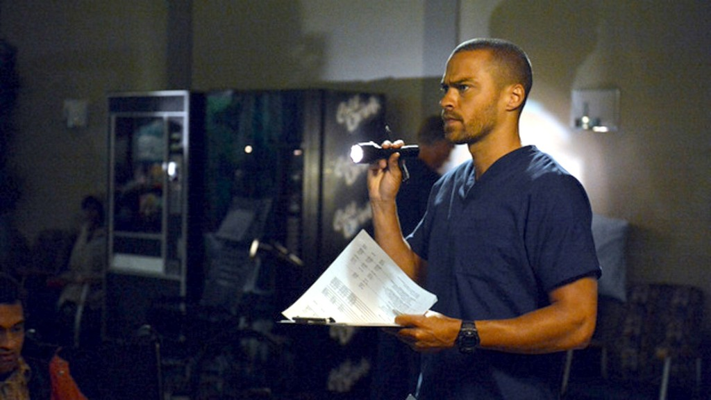 Jesse Williams Photos - Grey\'s Anatomy Season 9 Episode 24 - 469 of ...