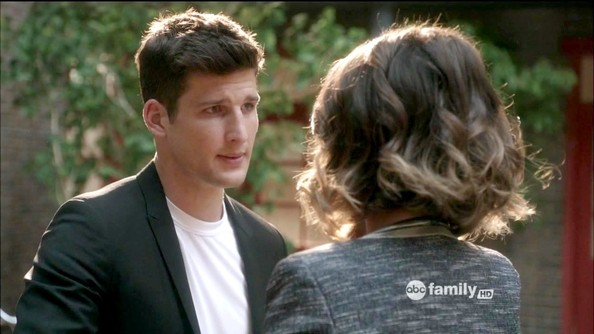 parker young arrow