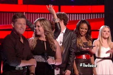 Sasha Allen The Voice Season 4 Episode 27