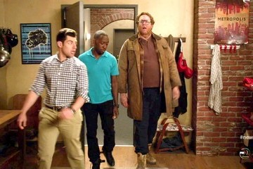 Steve Agee New Girl Season 2 Episode 21