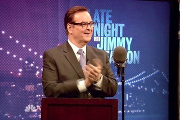 Steve Higgins Late Night with Jimmy Fallon Season 4 Episode 617