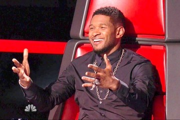 Usher The Voice Season 4 Episode 17