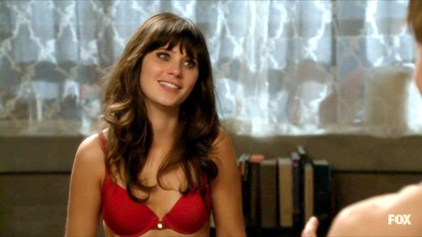 Zooey Deschanel Photos New Girl Season 1 Episode 8
