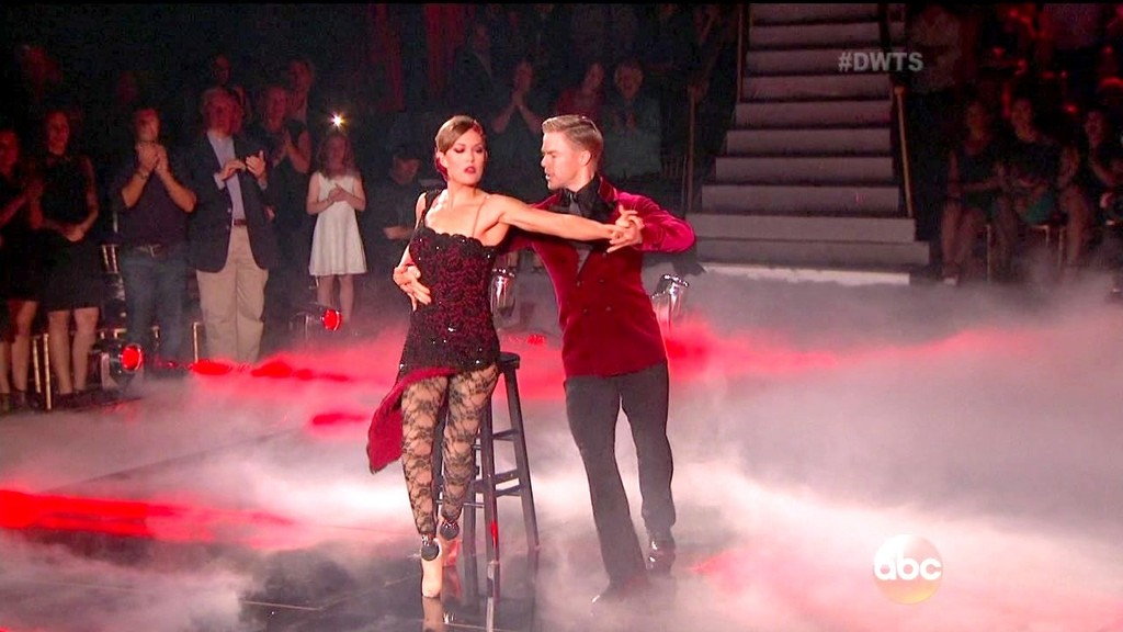 derek dancing with the stars dating Derek hough is a professional dancing with the stars 6 edit derek was partnered he is currently dating troupe member hayley erbert derek has a rescue.